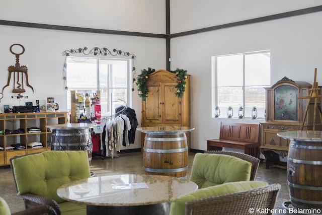 Stetson Winery Tasting Room Route 66 Kingman Arizona Wineries