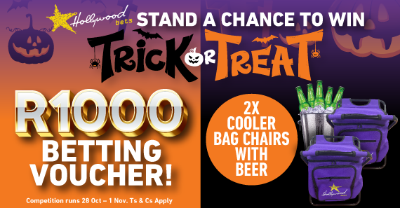 Trick or Treat Promo - Terms and Conditions