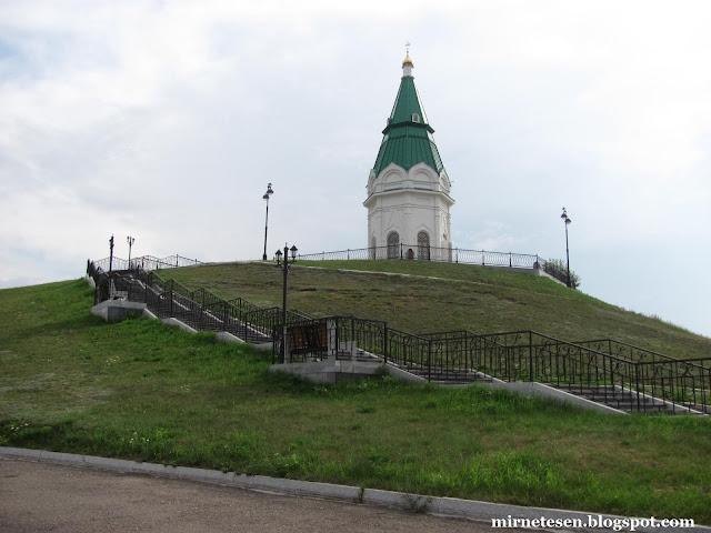 Красноярск - Часовня Параскевы-Пятницы
