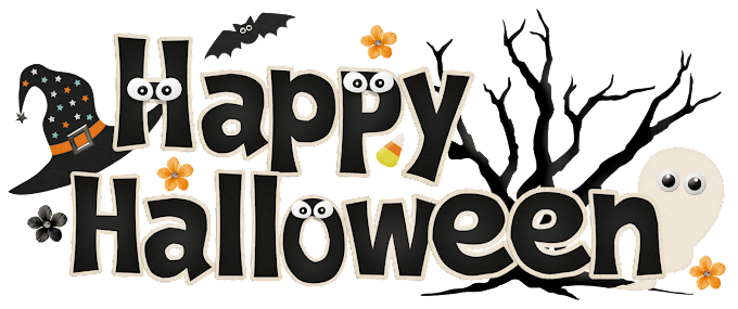 Happy Halloween illustration, Happy Halloween Funny Banner, holidays, halloween png by: pngkh.com