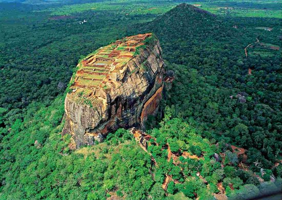 حصن الصخرة سيجيريا