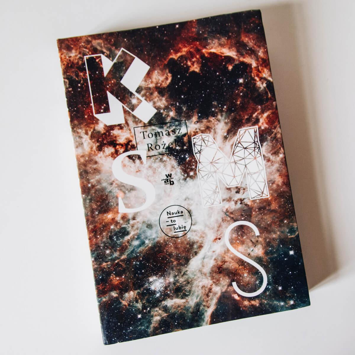 książka edukacyjna dla dzieci tomasz rożek kosmos