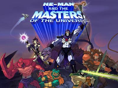 He-Man remake