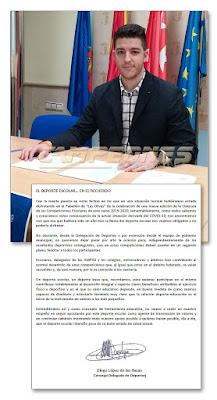Concejal Deportes Aranjuez
