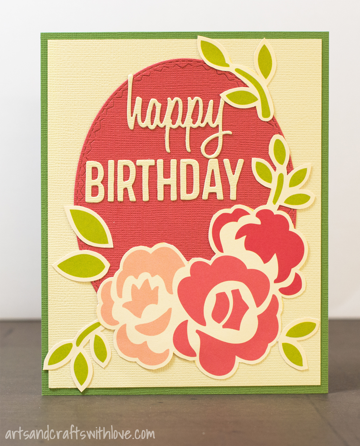 Elinas arts and crafts easy birthday cards cardmaking easy bithday cards with sizzix big shot and patterned papers bookmarktalkfo Choice Image