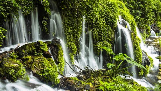 Air Terjun Coba Sumber Pitu Desa Wisata Pujon Kidul, Malang