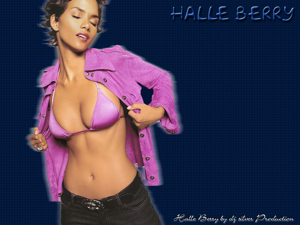Stars Halle Barry Free Nude Images