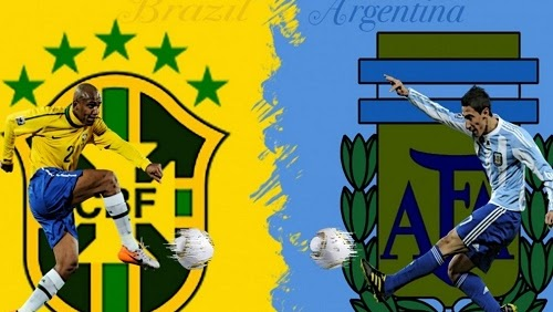 مشاهدة مباراة الأرجنتين والبرازيل بث مباشر بتاريخ 15-11-2019 مباراة ودية
