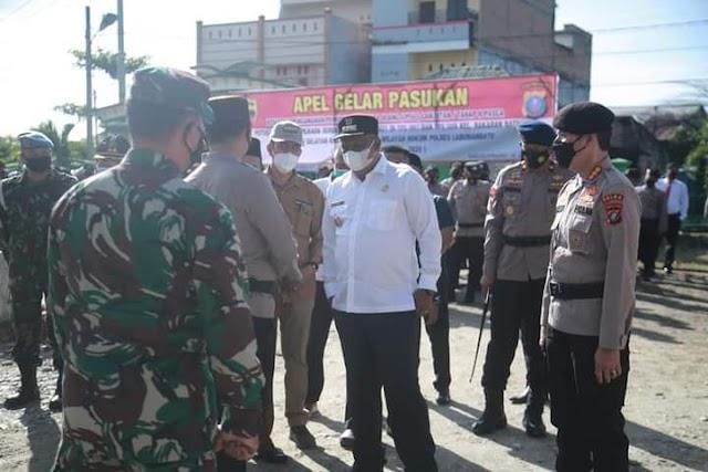 2.250 Personel akan Kawal PSU Lanjutan di Labuhanbatu