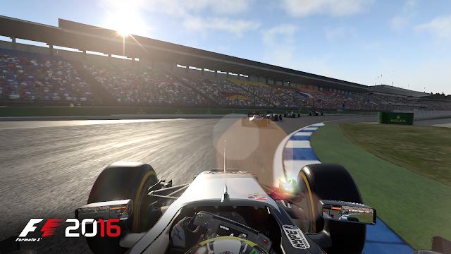 Conoce más a fondo el modo carrera de F1 2016 1