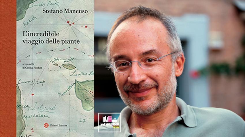 Recensione: L'incredibile viaggio delle piante, di Stefano Mancuso