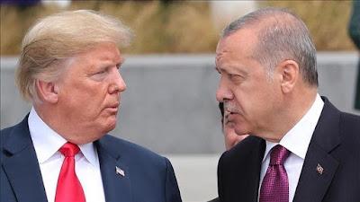 لا تكن احمقا, رسالة ترامت, اردوغان, الغزو التركى, سوريا,