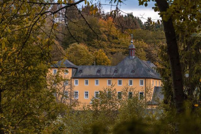 WesterwaldSteig 10. Etappe Limbach - Kloster Marienthal | Kroppacher Schweiz und Schieferbergwerk Assberg 21