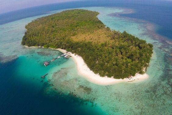 wisata alam pulau menjangan kecil
