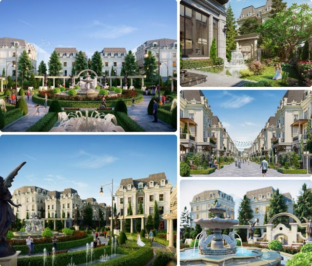 Dự án Sunshine Heritage Hà Nội Phúc Thọ Resort