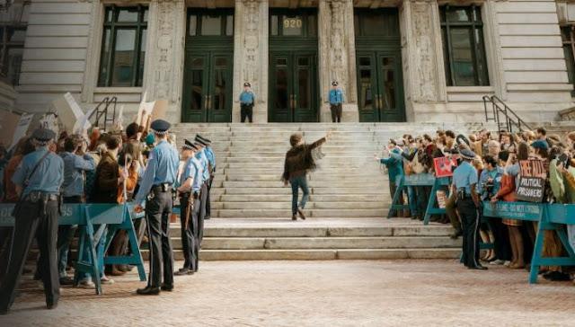 The Trial of the Chicago 7 - Não podes falhar este filme - Netflix