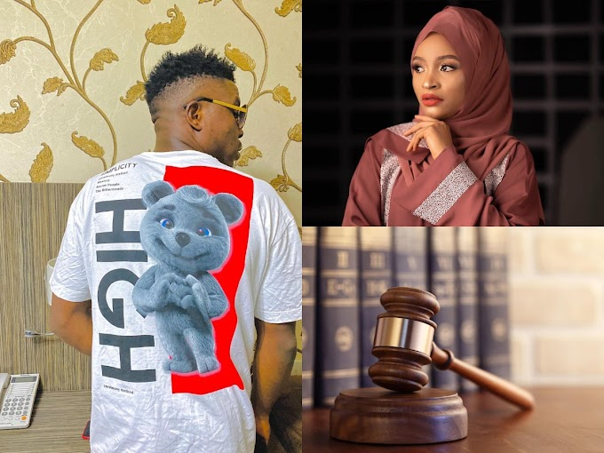 CELEBRITIES : TEAM RAHAMA SADAU TO TAKE Mr 442 TO COURT AFTER RELEASING HIS RECENT SONG ( DALLA DALLA )