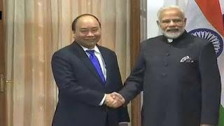 India-Vietnam Virtual Summit 2020