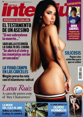Revista Interviú España 11 Septiembre 2017