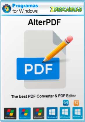 AlterPDF Pro 4.7 (2020) Full Español [MEGA]