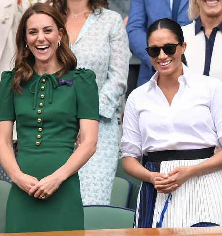 Meghan Markle named most respected royal because of her 'bravery and resilience'