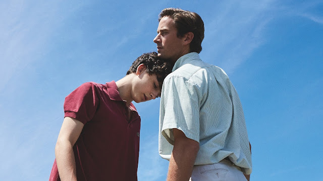 Película de domingo: Call Me By Your Name