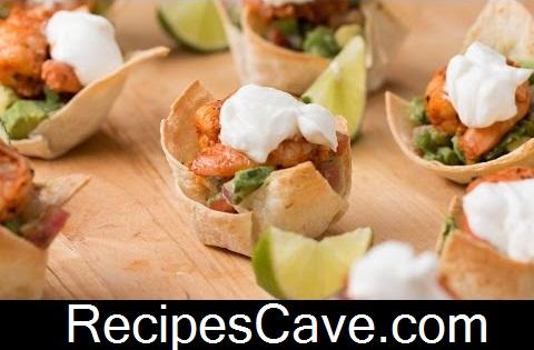 Shrimp Cups Recipe