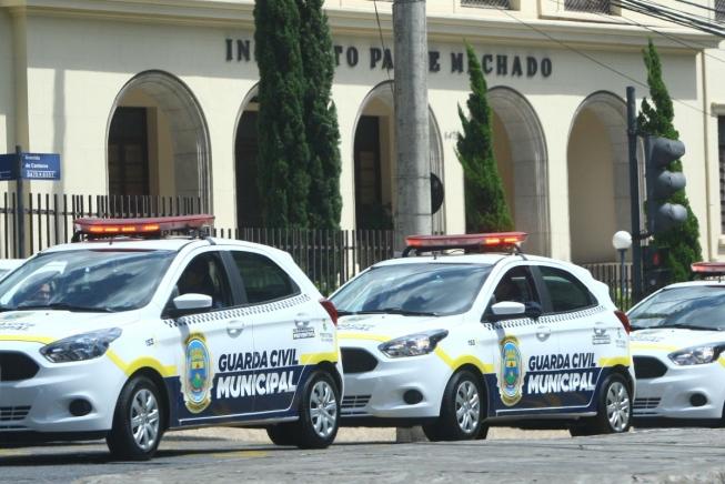 Guarda Municipal de BH renova frota e adota nova identidade visual