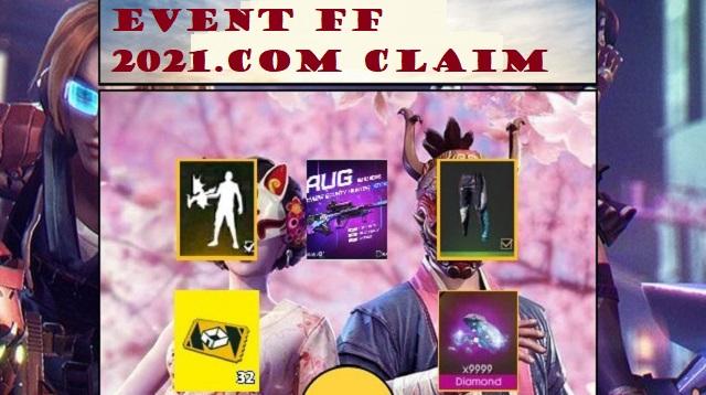 Event FF 2021.Com Claim