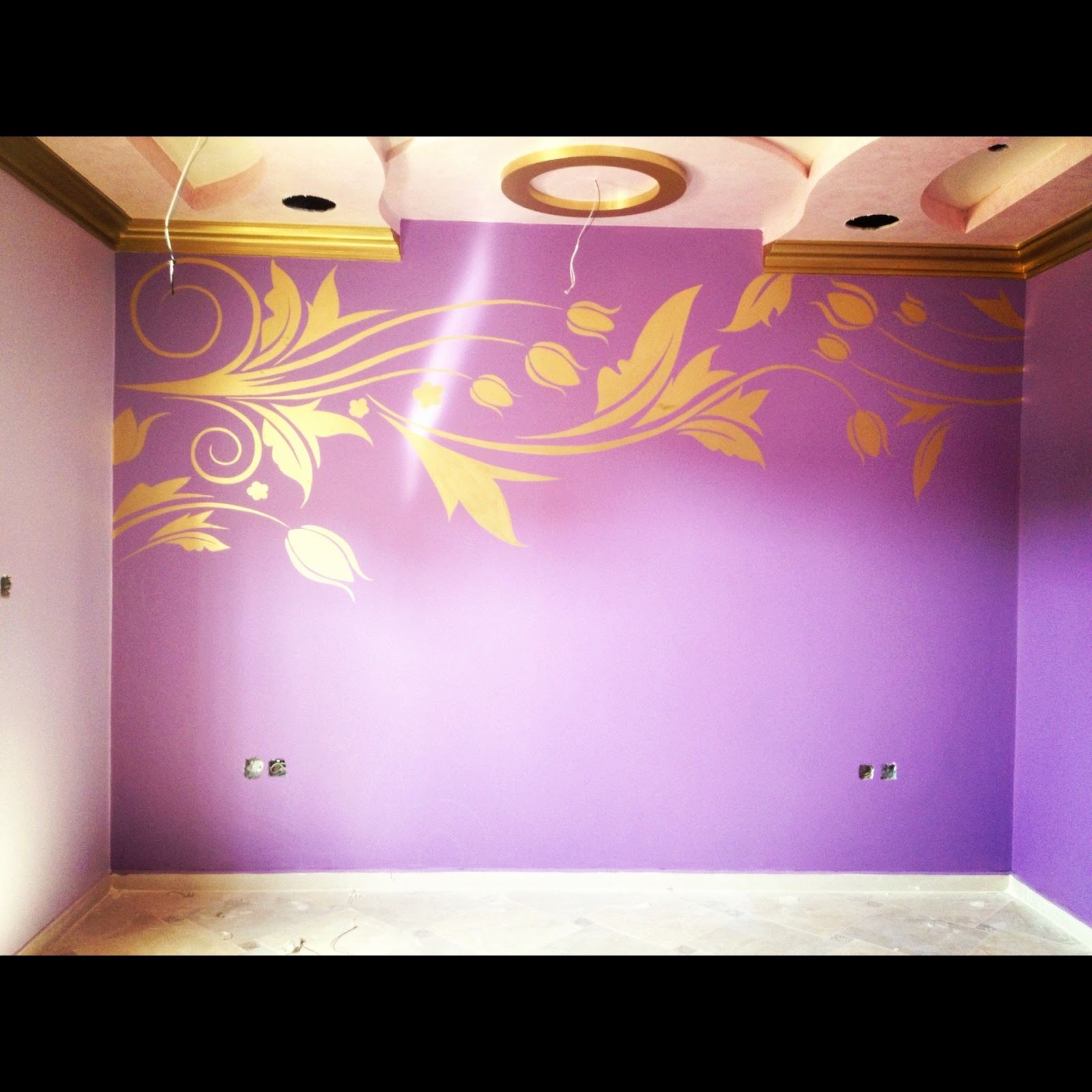 Painted Wall Ideas