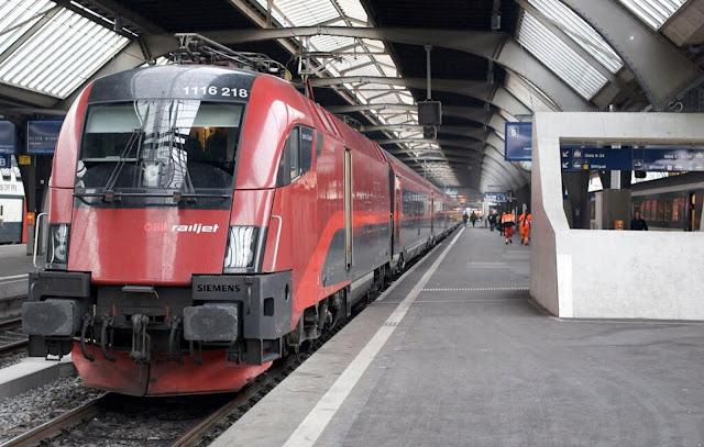هل ستجعل تذكرة 1-2-3 التنقل داخل النمسا شبه مجاني؟