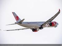 Lion Air Pertama Airbus 330-900NEO Asia Pasifik