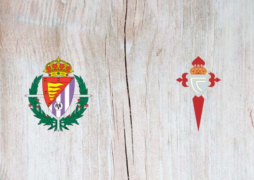 Real Valladolid vs Celta Vigo -Highlights 17 June 2020