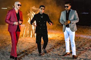 Guru Randhawa's Spanish Song Muevelo Centura Lyrics in English | Pitbull