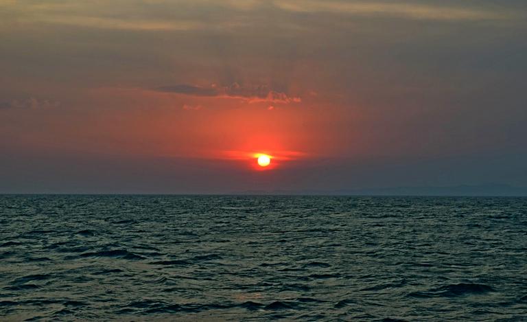 Phi Phi Island Sunset