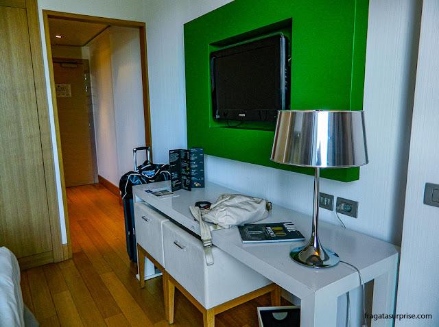 Apartamento do Hotel NH Palermo, Sicília