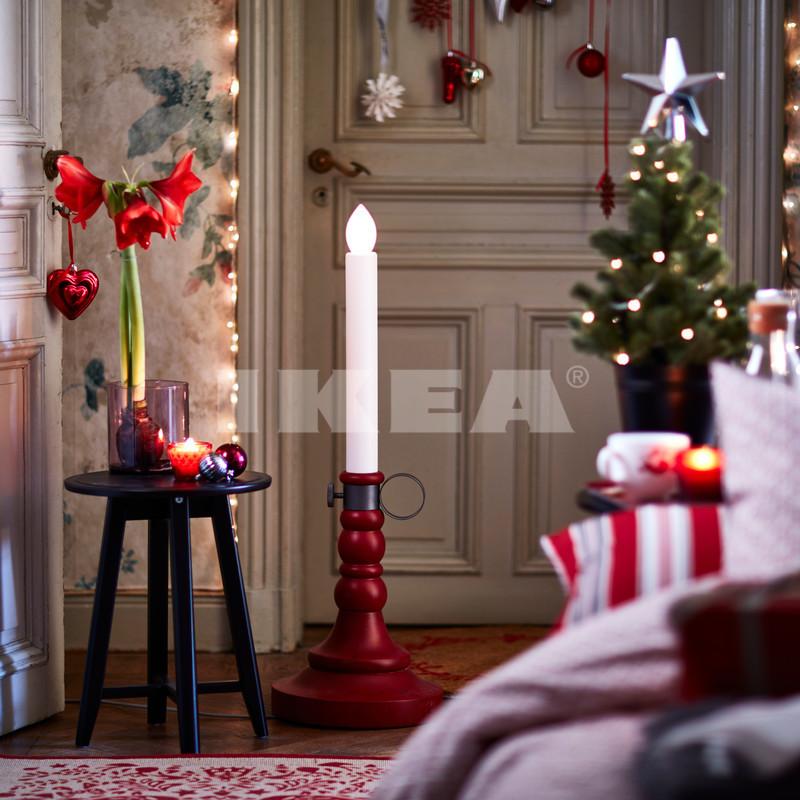julflingor ikea julen 2016 del 1. Black Bedroom Furniture Sets. Home Design Ideas