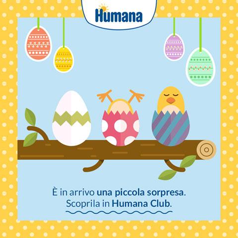 Aorpresa Humana per Pasqua