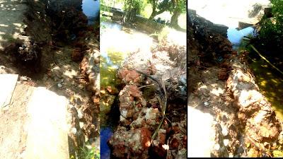 DPC LSM LAMI  Lingga Kecam Perusakan Batu Miring di Pantai Wisata Batu Berdaun