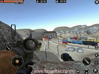 تحميل لعبة قوة الرصاص بولت فورس 2020 Bullet Force للاندرويد بصيغة APK