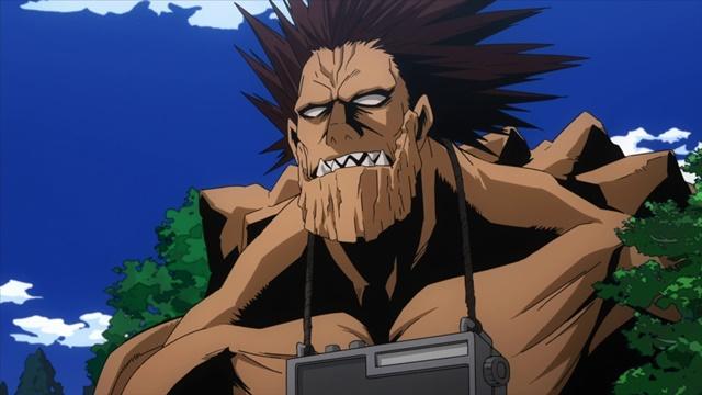 กิกันโต้มาเคีย (Gigantomachia) @ My Hero Academia: Boku no Hero Academia มายฮีโร่ อคาเดเมีย