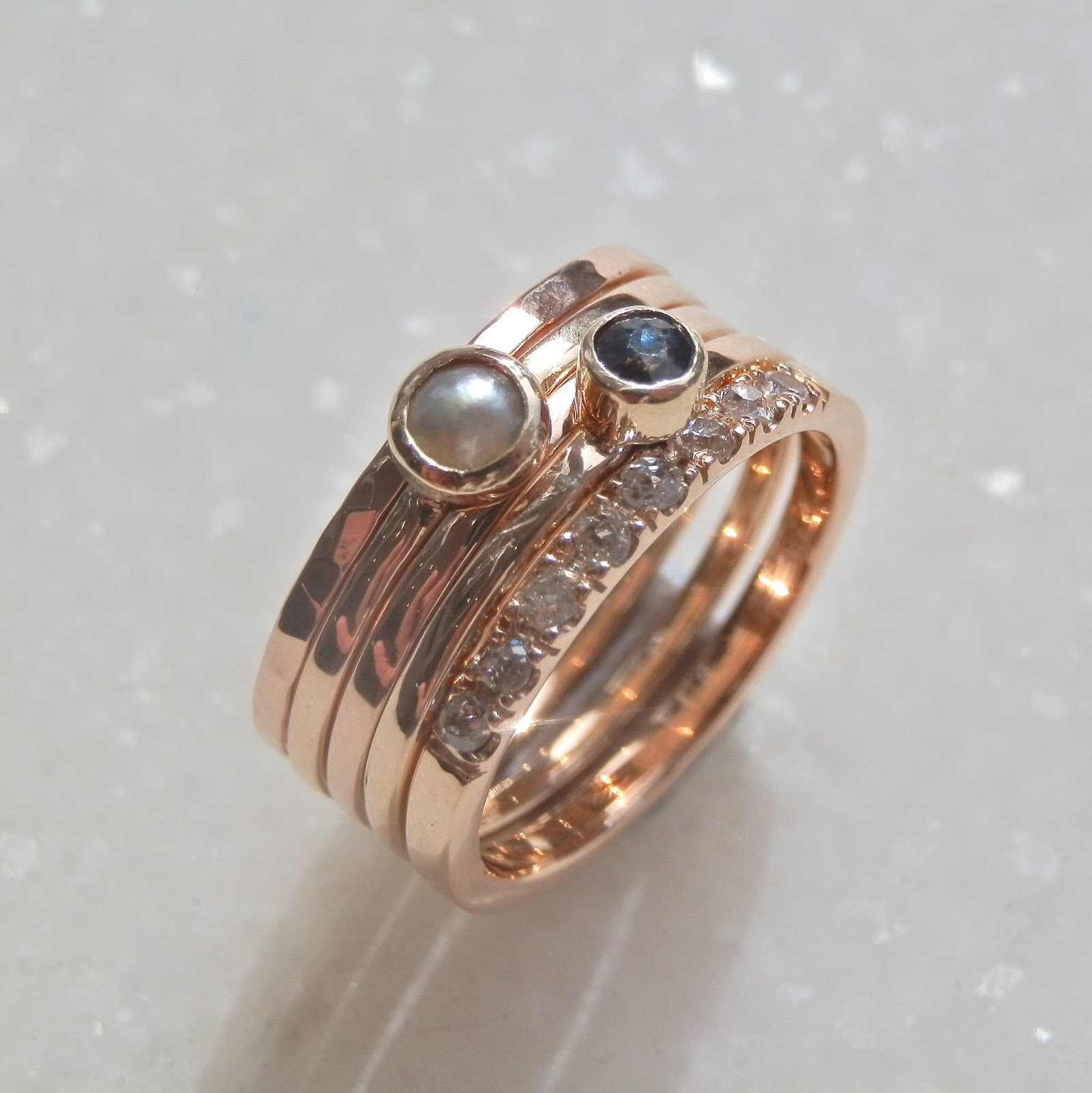 c3833b6d2 ... a commission from a lovely local lady who had a collection of old  pieces that she had inherited from her Mother. The pieces included a rose  gold ...