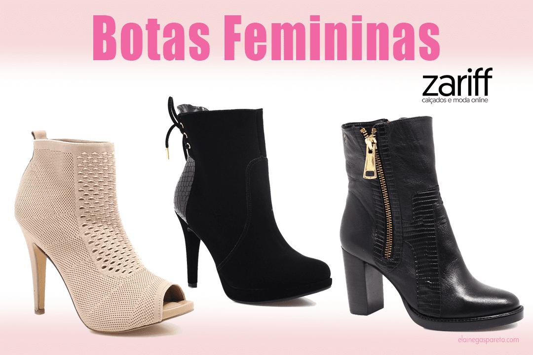 ff6a1fae2 Tá na hora de comprar botas femininas  - Elaine Gaspareto- Dicas ...