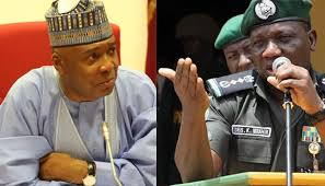 Police insist Saraki must appear before interrogators