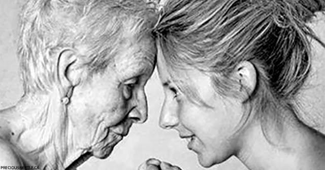 Единственный друг, который будет c вами и в радости, и в горести - это ваша мать