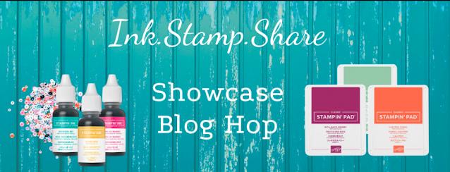 Ink. Stamp. Share Showcase Blog Hop