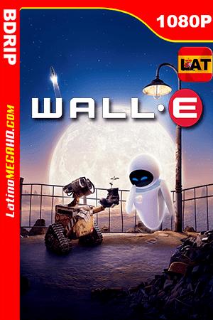 WALL·E (2008) Latino HD BDRIP 1080P ()