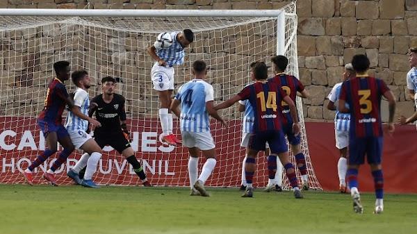 """Santos - Málaga Juvenil A -: """"Este equipo es una familia"""""""