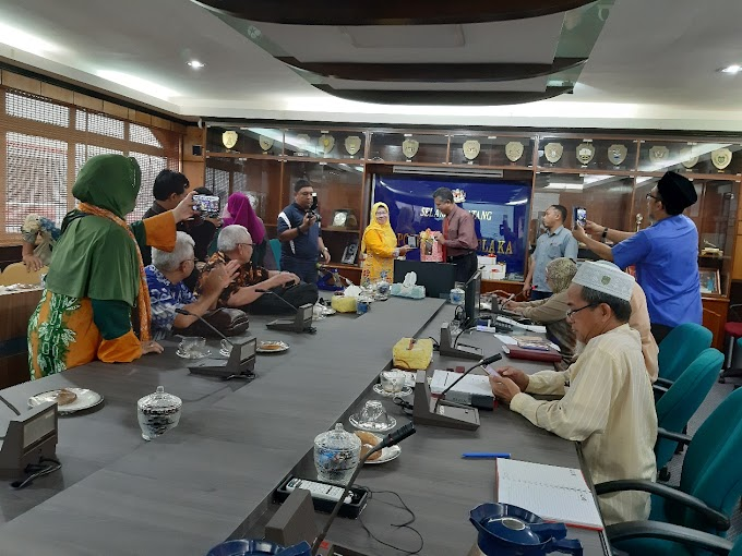 PNJ dan Politeknik Malaysia Kerjasama Bidang Penelitian