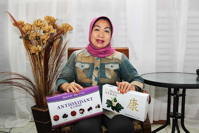 Asnali (58th), Kendari, 16 Tahun sembuh dari Osteoarthritis